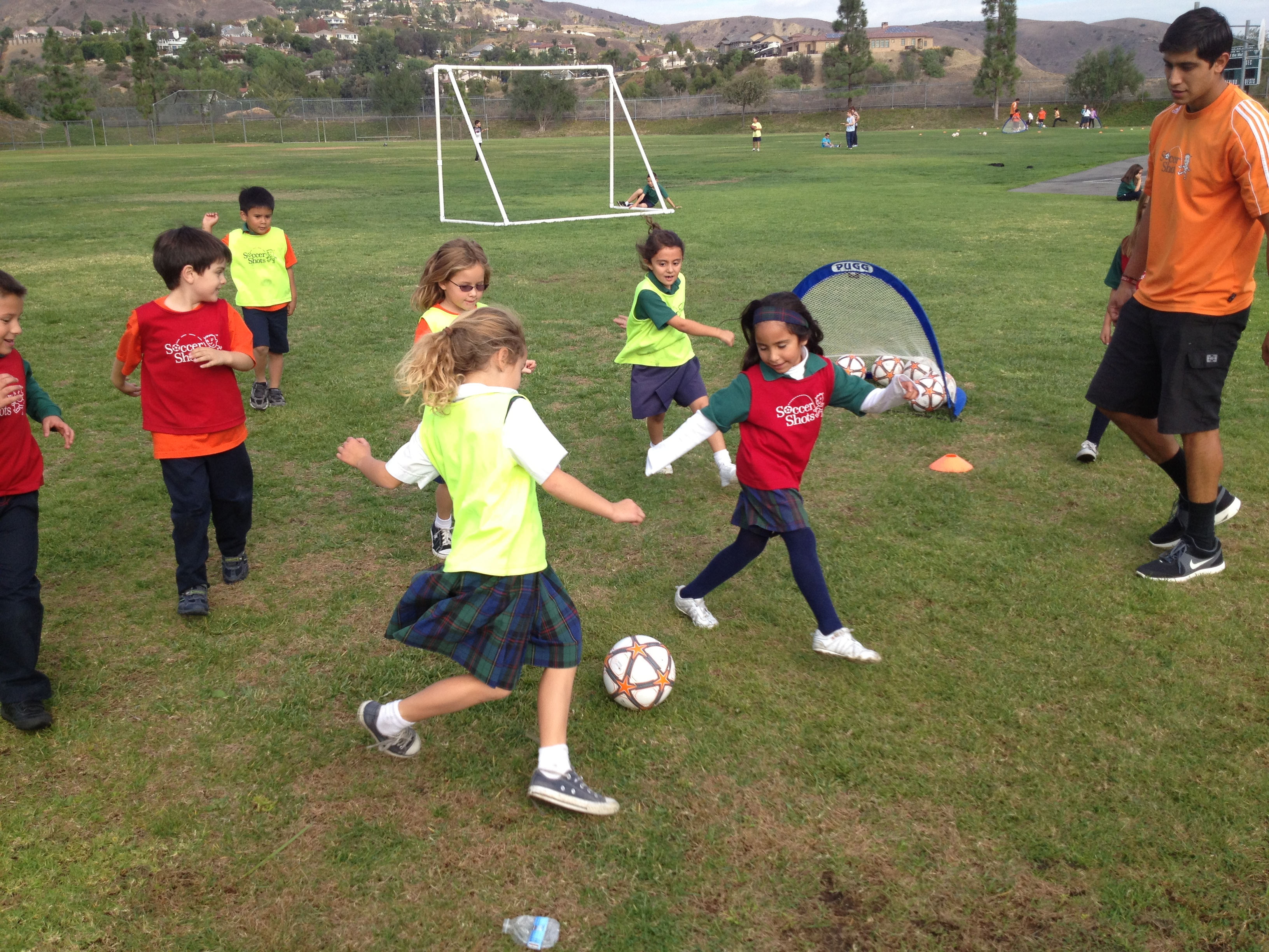 Soccer Shots Pittsburgh | Programs